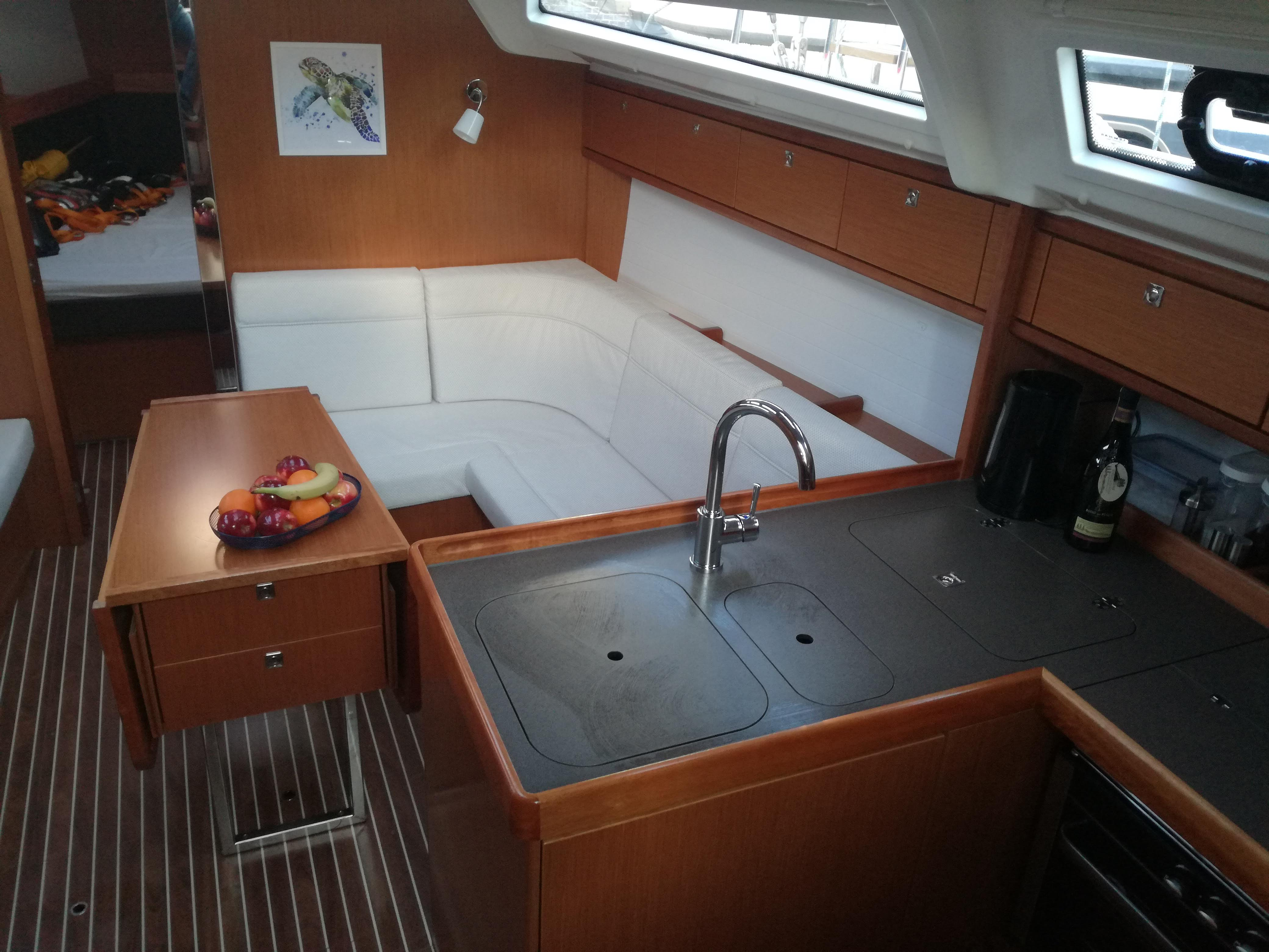 Bavaria Cruiser 37 Pan Kubryk
