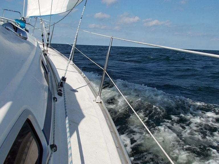 żeglarstwo, rejs morski, Morze Bałtyckie